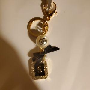 CoCo #5 Keychain NWOT